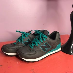 New Balance Glitter Dusted Grey Sneakers